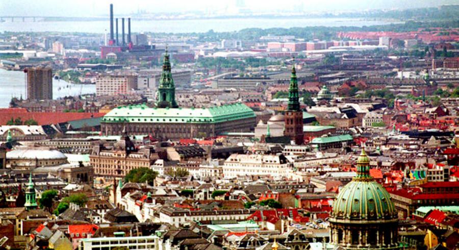 Boligejerne i Danmark er naturligvis ikke glade for prisfaldene, men det er - trods alt - meget værre i mange andre lande.