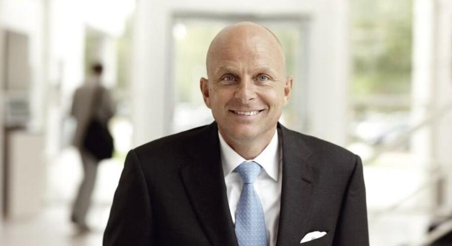 Carsten Hellman forlader Christian Hansen Holding til fordel for en stilling i et, endnu ukendt, multinationalt selskab.