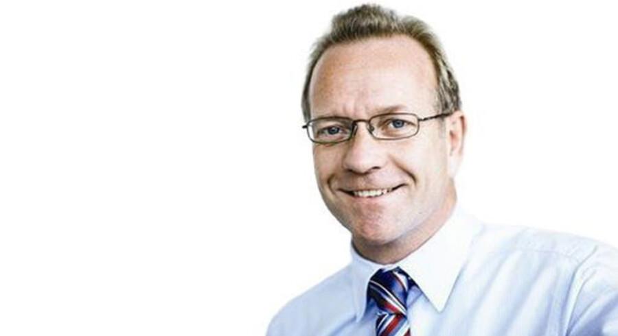 Torben Liborius, Erhvervspolitisk chef Dansk Byggeri
