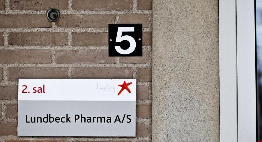 Et patentudløb på det populære Lexapro påvirker indtjeningen hos medicinalvirksomheden Lundbeck negativt