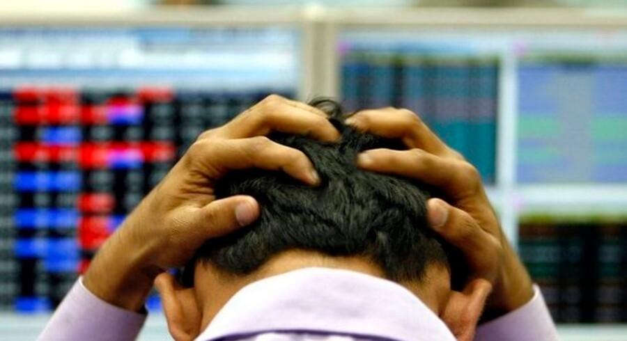 Der har været masser af grund til at få grå hår i 2008, hvis man har sat penge i investeringsforeninger.