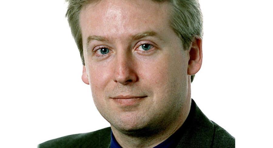Jesper Lau Hansen, adjunkt dr. Jur i børsret.
