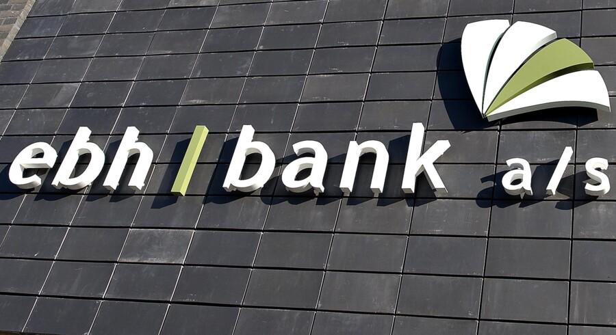 EBH Banks hovedsæde i Fjerritslev.
