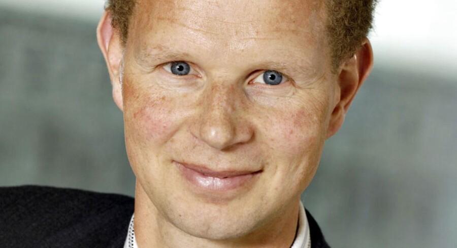 Anders Jensen fra Nordea