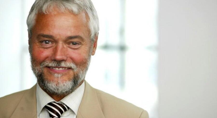 Carsten Koch - tidligere skatteminister og sundhedsminister - leder Skattekommissionens arbejde.