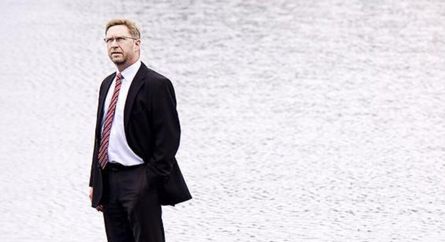 Lars Frederiksen, adm. direktør i Chr. Hansen.