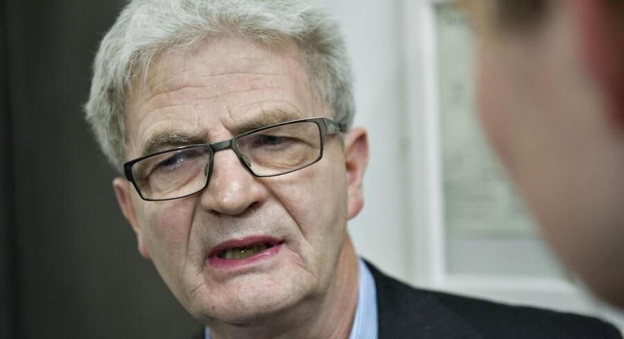 SF's skatteminister Holger K. Nielsen.