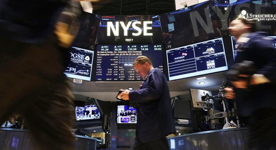 Aktierne har taget rigtigt flot hul på 2013, men kapitalfonden Blackstones aktieguru Byron Wien forudser, at året vil byde på store tab.