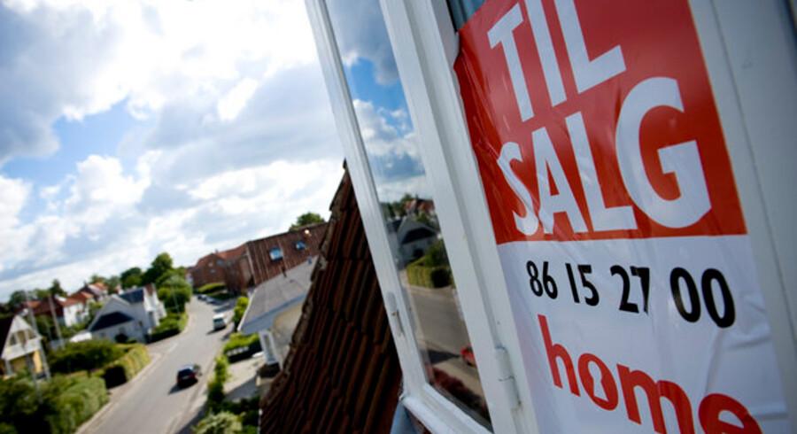 Det er spirende forår på boligmarkedet, mener mæglerne.