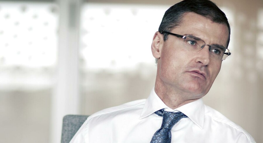 CEO i Vestas Ditlev Engel.