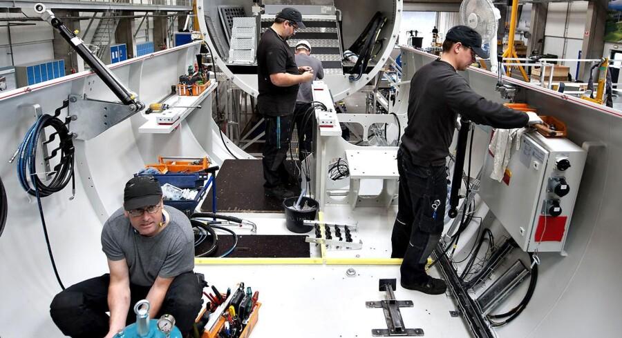 Produktion i Danmark er forudsætning for innovation, mener Dansk Industri og CO Industri, som i dag fremlægger en plan for vækst.