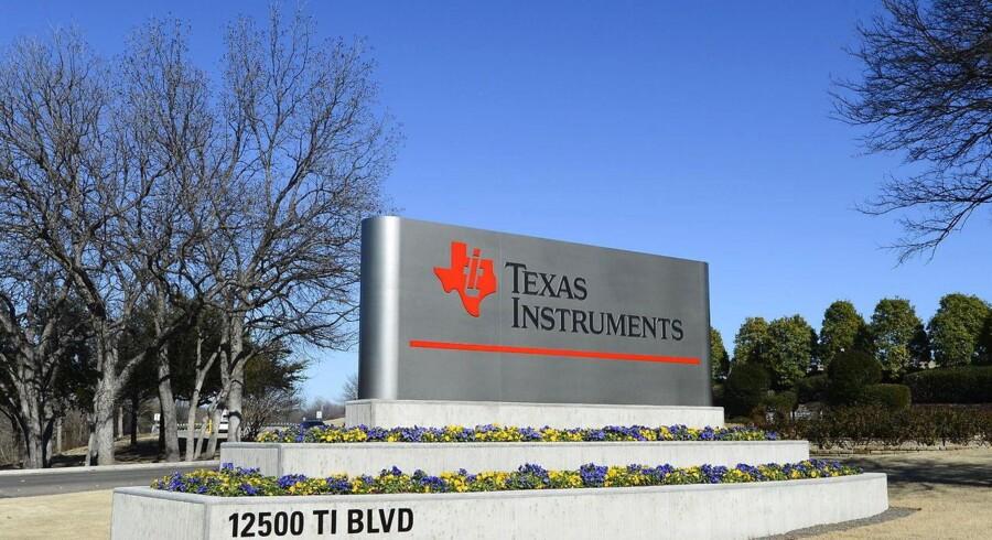 Texas Instruments, hvis hovedkvarter ligger i byen Dallas i den amerikanske stat Texas, er herhjemme nok mest kendt for deres regnemaskiner.