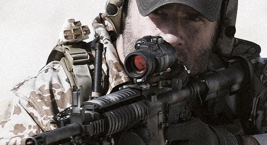 Tidligere jægersoldat Thomas Rathsack slipper for retssag. Arkivfoto.