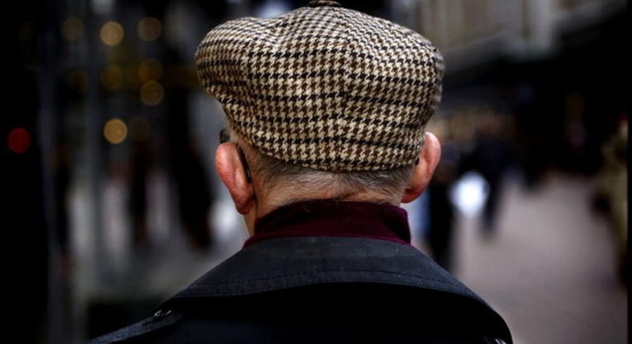 Jyderne tænker mere på pensionen end københavnerne, viser en ny undersøgelse.