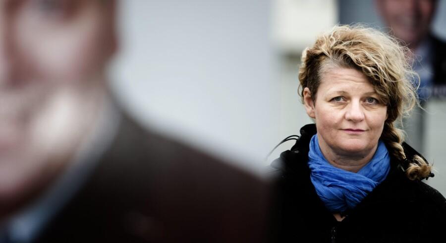 Annie Vase blev nærmest garanteret, at hun ikke ville komme ind i byrådet i Sønderborg, da hun lod sig overtale til at stille op til kommunalvalget for Det Radikale Venstre. Foto: Lene Esthave