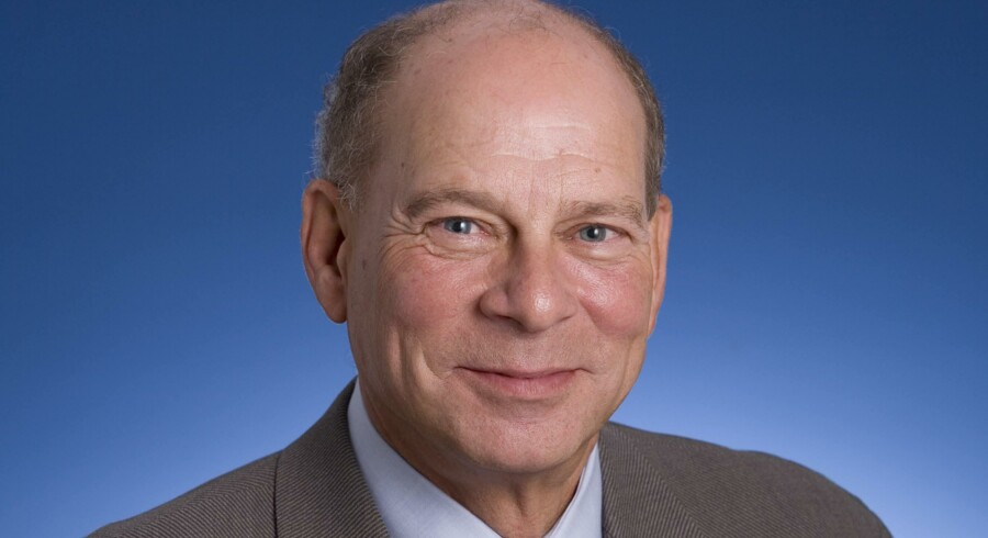 Genmabs bestyrelsesformand Michael Widmer. Foto: Genmab