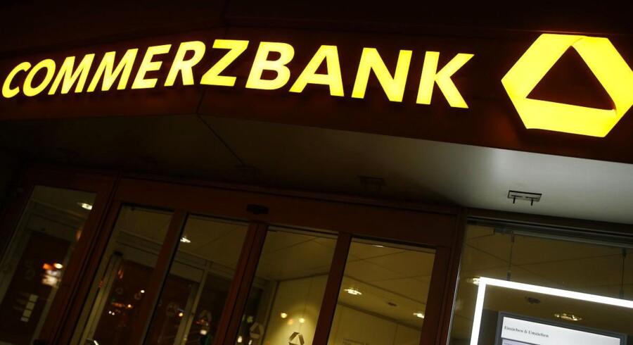 Commerzbank er Tysklands næst-største bank efter Deutsche Bank.