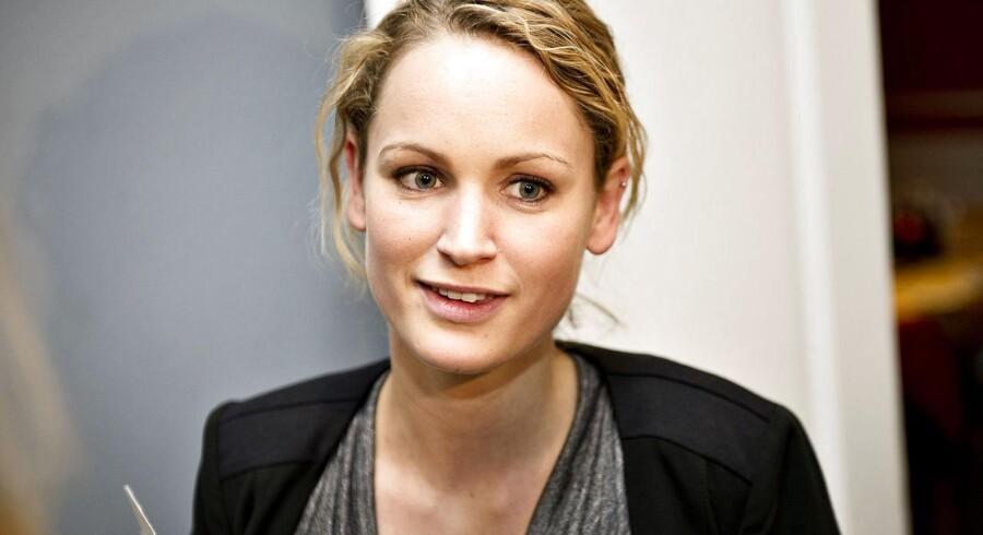 Pernille Skipper, retsordfører for Enhedslisten