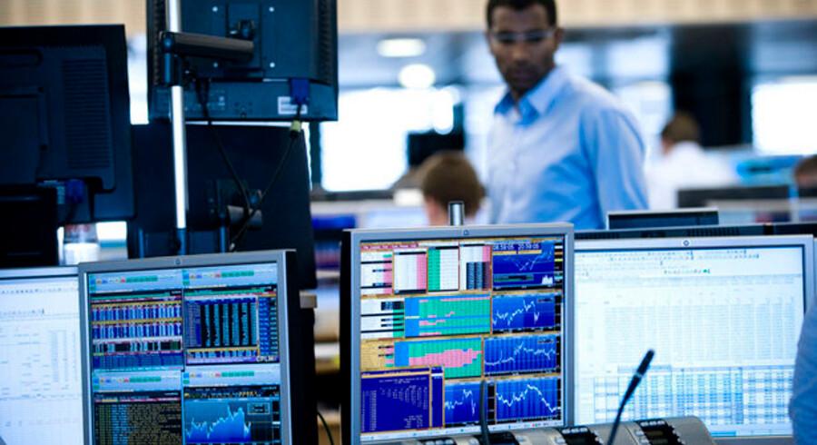 De seneste fem måneder har private danskere købt danske aktier for otte milliarder kroner.