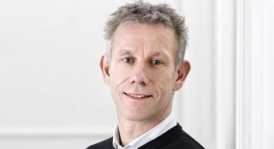 """Søren Steffensen skifter snart direktørstolen i Triumph Northern Europe ud med en plads i direktionen i Schweiz og titlen """"Head of Sales and Retail, Global Western Fit"""" i et af verdens største lingeribrands. Pressefoto."""
