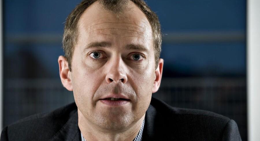 Advokat Boris Frederiksen siger, at man kun kan gisne om, hvorfor holdingselskabet skulle reddes fra konkurs. Arkivfoto: Rune Evensen
