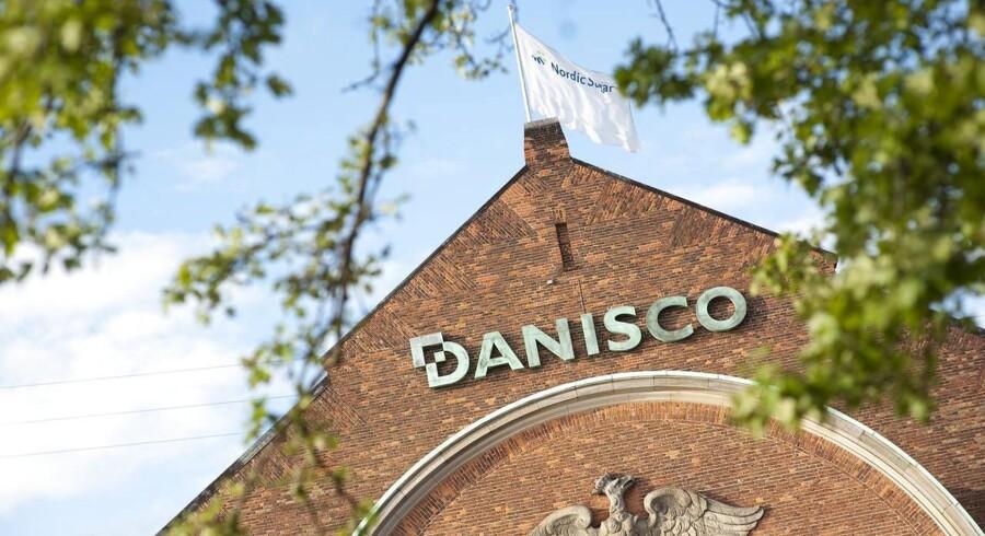 Salget af Danisco til Dupont blev gennemført påtrods af et fastfrosset virksomhedsmarked, men det ser ud til at vende nu.