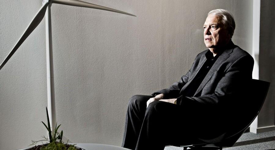 Tidligere bestyrelsesformand i Vestas Bent Erik Carlsen.