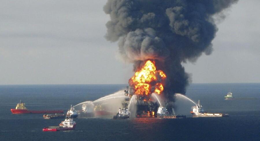Olieriggen Deepwater Horizon