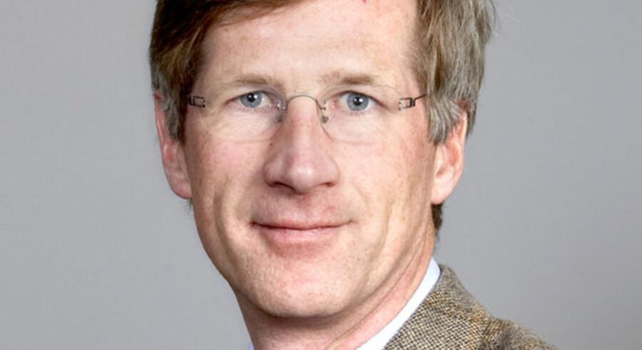 Shibsteddirektør Birger Magnus
