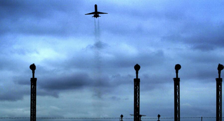 Mørke skyer trækker op over de ansatte i SAS., da firmaet angiveligt vil flytte job og aktiviteter fra  København til Sverige.