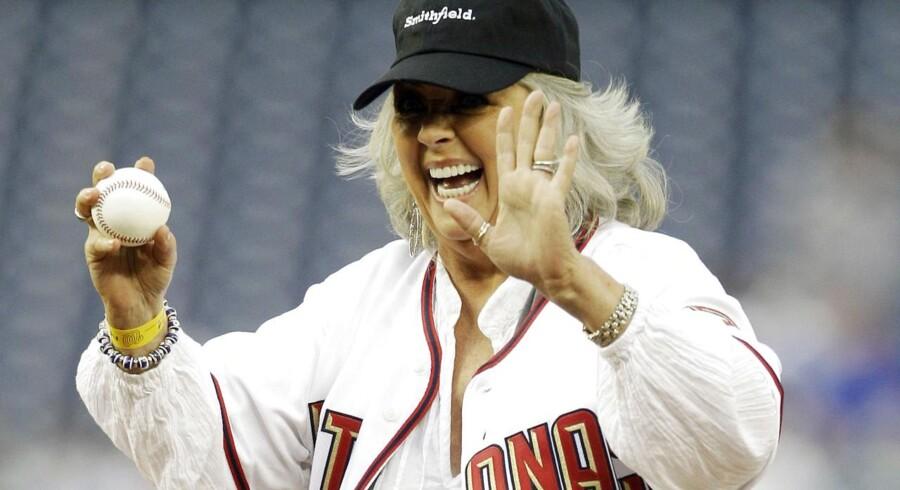 Paula Deen skal ikke længere være frontfigur for Novo.