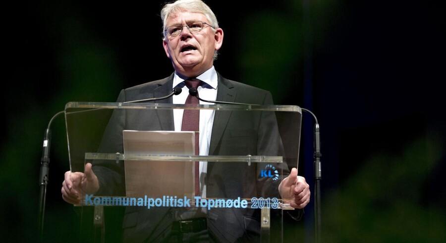 KL formand Erik Nielsen