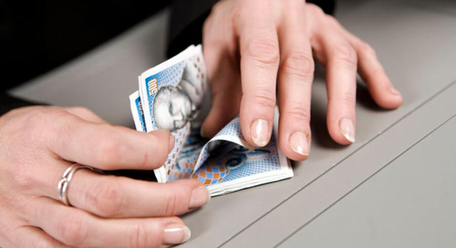 Nye lånere kan glæde sig over lavere renter - flekslånene fra de seneste ugers auktion får ikke nytte af rentefaldet.