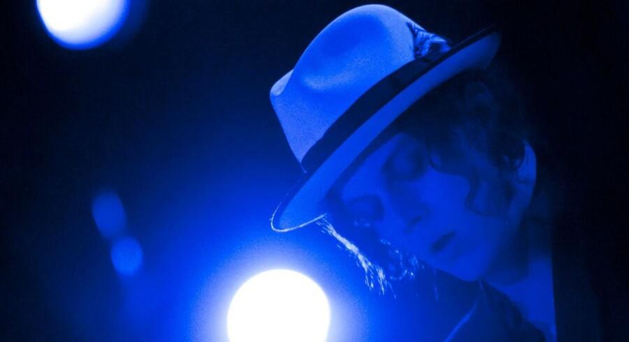 Det er kun få måneder siden, Jack White sidst spillede i Danmark. Da foregik det på Orange Scene på Roskilde Festival. - Arkivfoto