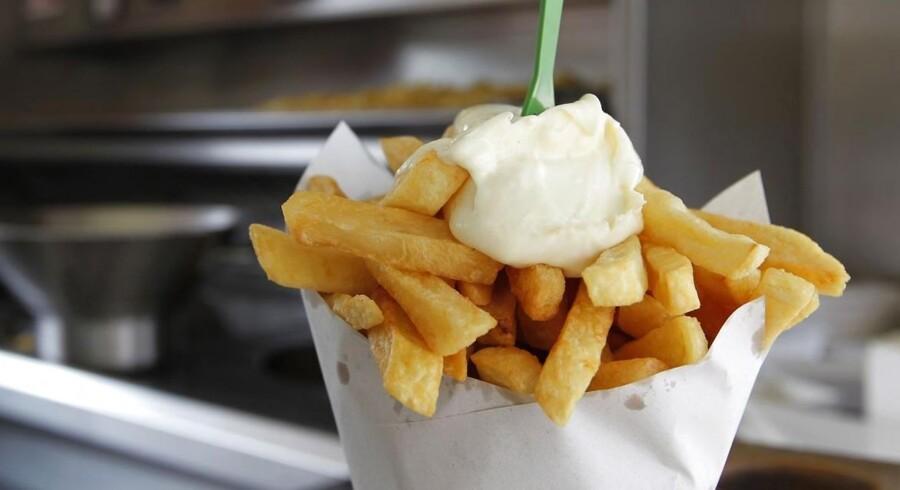 """Er """"ægte"""" mayonanaise ægte mayonnaise? Foto: Francois Lenoir/Reuters"""