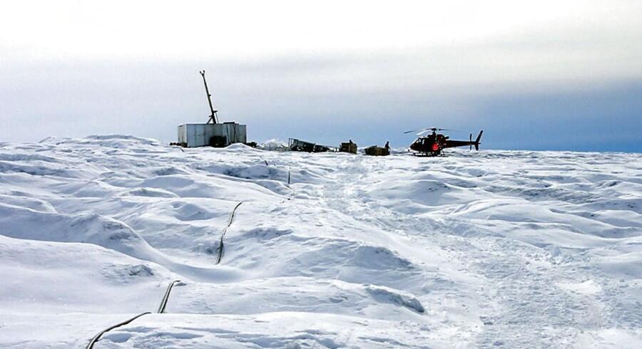 ARKIVFOTO. Isua-minen. London Mining. Grønland.