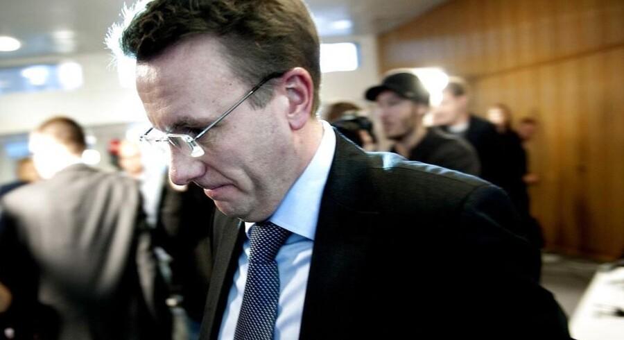 Justitsminister Morten Bødskov har haft rettelakken fremme i den tidligere regerings stramning af udvisningsloven.