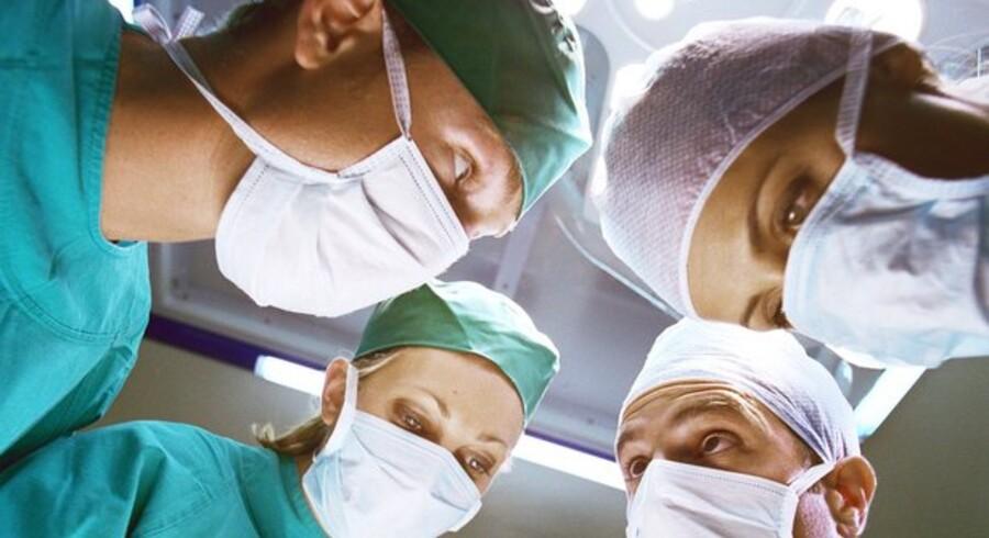 HKere er principielt ikke meget for private sundhedsforsikringer - men de vil gerne have en selv.