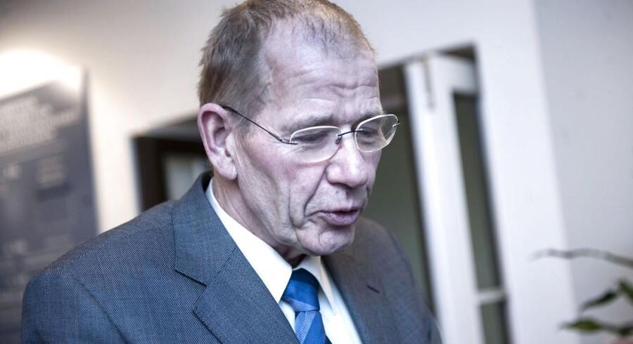 Forligsmand Asbjørn Jensen.