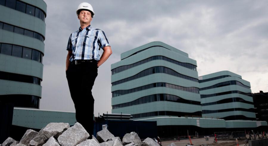 »Det gælder om at prioritere de opgaver, som kan komme hurtigt i gang, og som giver mest beskæftigelse,« siger Thomas Mollerup, der er teknisk direktør i NCC Anlæg. Kloakrenoveringer er et eksempel på anlægsarbejde, der hurtigt kan igangsættes.