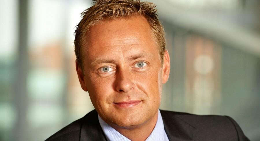 Nordea Chefstrateg Henrik Drusebjerg