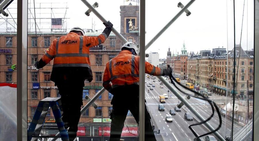 Dansk Industris byggeplads