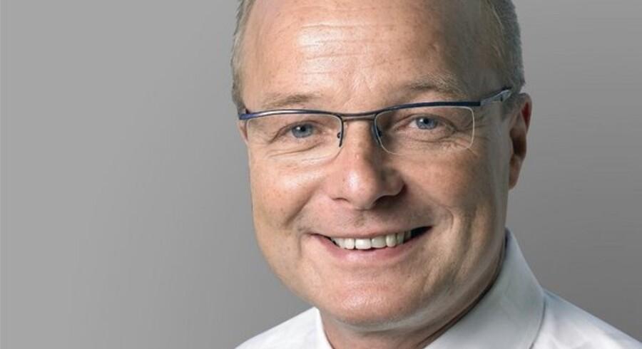 Mike Legarth, finansordfører (K)