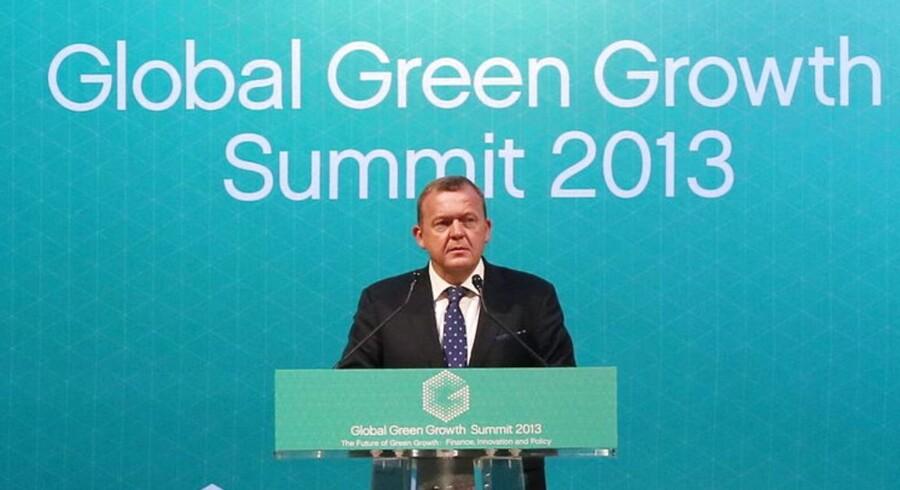 GGGI, der har Lars Løkke Rasmussen som formand, kommer i fire konkrete tilfælde under mistanke for korruption, vurderer Transparency International Denmark.