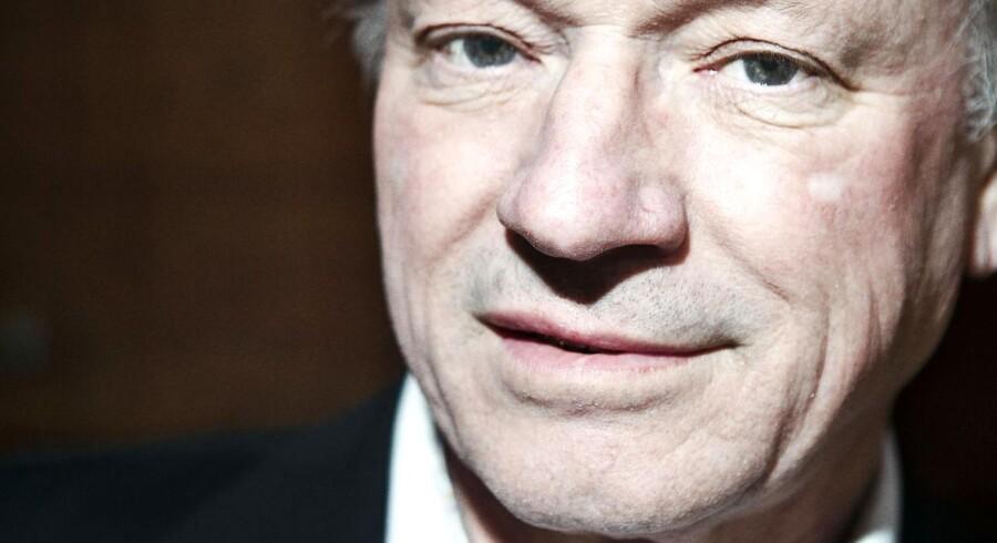 Jørgen S. Lundsgaard (K) er en af de få ledende erhvervsfolk, der sidder i Folketinget ved siden af sin erhvervskarriere. Nu er han også læsernes topscorer.
