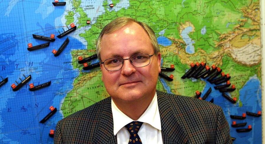 Henning Oldendorff og Arne Blystad indtræder samtidig i bestyrelsen, hvor man også finder den tidligere Torm-chef Klaus Kjærulff (bill.).