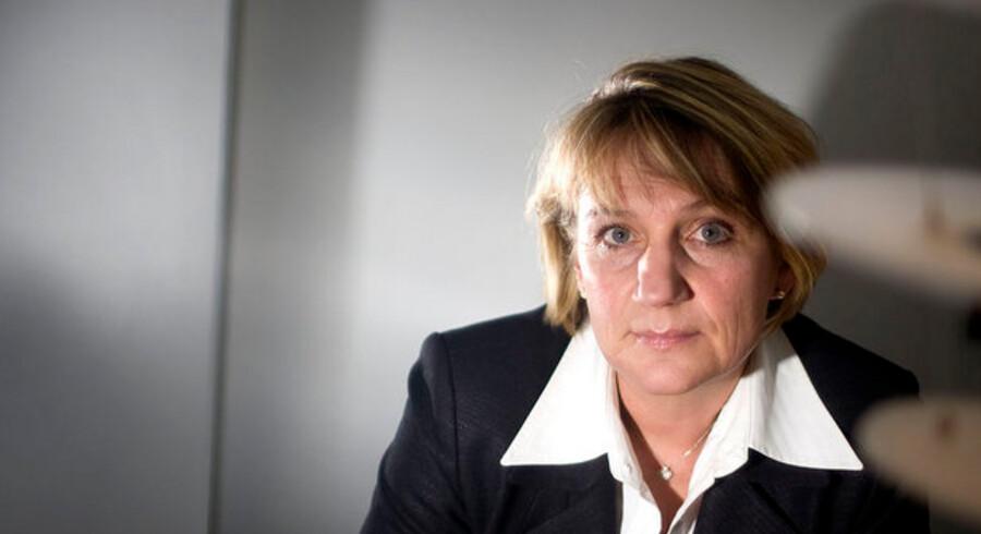 Gitte Elling adm. direktør i Adecco.