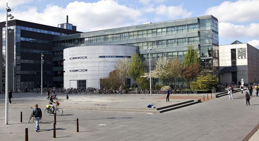 Rekordmange unge bliver i år optaget på en videregående uddannelse. Copenhagen Business School kræver det højeste gennemsnit.