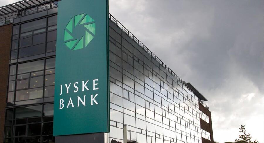 De mørke erstatningsskyer er endnu en gang ved at samle sig om Jyske Bank.