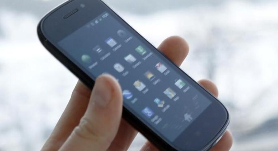 Her er et smugkig på den snarlige telefon fra Google og Android: Samsung Nexus S.